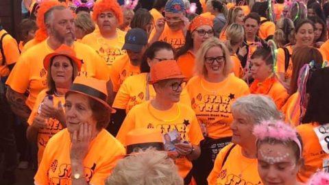 Queenscourt Star Trekk walk seeks best ever turnout